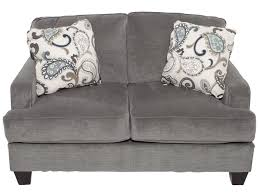 Mathis Brothers Sofa And Loveseats by Ashley Yvette Steel Loveseat Mathis Brothers Furniture Things