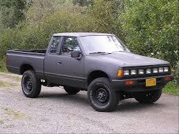 1984 Nissan 720 Pick-Up