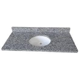 tuscany 49 x 22 3cm granite vanity top 8 oc bowl at menards