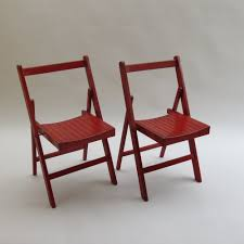 1940s Red Folding Chairs Vintage Folding Chairs Vintage Folding Chair Folding Chairs Yellow Metal C1960 Silver Vintage Wood Chair Pair Louis Rastter Sons Chairs Antique By Venesta In Ig6 Redbridge Second Hand Mid Century A Pair Sold Of 1950s Cosco Reupholstered 2 Fifties Foldable Sarah Coleman On Instagram Mini Lv Are All