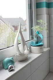 auch ein badezimmer braucht eine schöne deko für die