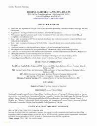 Recent Nurse Graduate Resume Sample New Grad Nurseme Of