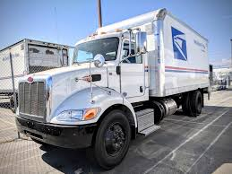 2018 2k Miles PeterBilt USPS 7 Ton Truck. A Beautiful Thing In ...