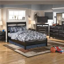 ashley furniture kira queen storage bed sparks homestore home