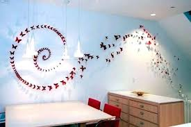 Handmade Wall Decor Cheap Home Decorations Paper Craft Ideas For Kids And Adults Hangings