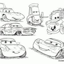 1000 Images About Cars Coloring Pages On Pinterest Disney