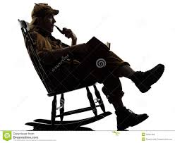 Sherlock Holmes Reading Silhouette Stock Image - Image Of Person ... Hot Chair Transparent Png Clipart Free Download Yawebdesign Incredible Daily Man In Rocking Ideas For Old Gif And Cute Granny Sitting In A Cozy Rocking Chair And Vector Image Sitting Reading Stock Royalty At Getdrawingscom For Personal Use Folding Foldable Rocker Outdoor Patio Fniture Red Rests The Listens Music The Best Free Clipart Images From 182 Download Pictogram Art Illustration Images 50 Best Collection Of Angry
