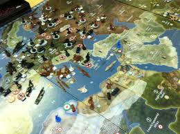 The Boardgaming Way Axis And Allies 1942 Global