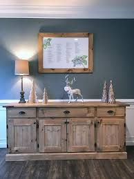 Ana White Dining Room Buffet Diy Projects Made Plans Furniture Sideboard Side Small Grey