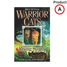 Warrior Cats Series 2 The Prophecy By Erin Hunter 6 Books Set