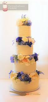 Rustic Style Wedding Cake Auckland 695 PLEASE NOTE That A 150 BOND Is Required On The