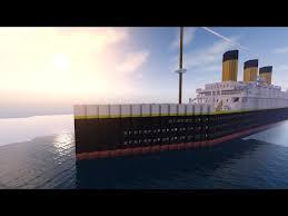 Minecraft Titanic Sinking Map by Minecraft Titanic Map Download 18 Dzas Download