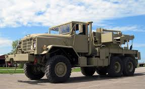 100 Army 5 Ton Truck M936 Military WreckerRecovery Oshkosh Equipment Sales LLC