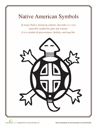 Native American Turtles Tattoo Indian Americans