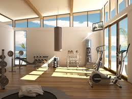 Interior: Luxury Home Fitness Design With Large Stainless Steel ... Home Gym Interior Design Best Ideas Stesyllabus A Home Gym Images About On Pinterest Gyms And Idolza Designs Hang Lcd Dma Homes 12025 70 And Rooms To Empower Your Workouts Beautiful Small Space Gallery Amazing House Nifty Also As Wells A To Decorating Equipment With Tv Fniture Top 15 In Any For Garage Exterior Gymnasium Vs