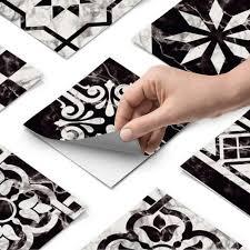 fliesen mosaik fliesen folie für boden sticker aufkleber