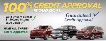 100 Truck Financing For Bad Credit Easy Car Loans Dayton OH