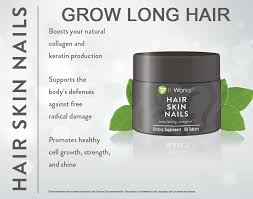 It Works Australia Hair Skin And Nails 90 Day Challenge