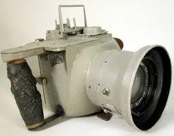 100 Fritz 5 Camera Aerial Volk Handkammer HK12 National Air And