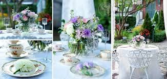 The Lovely Vintage Decor Rentals Were Provided By Something Nostalgic