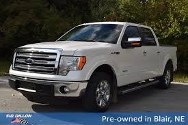 Pre-Owned 2013 Ford F-150 Lariat Crew Cab In Blair #371219B   Sid ... Review Ford F150 Trims Explained Waikem Auto Family Blog Fordf150ffatruck 2013 Blue And White Classic Trucks Used Camburg Suspension Fox Racing Shocks 1 Ford Fx4 Diminished Value Car Appraisal Reviews Rating Motor Trend Lariat Supercrew At Michianas Store Serving South Svt Raptor Supercab Editors Notebook Automobile 2014 Xlt Xtr Supercrew 35l V6 Ecoboost 20in Wheels Blackvue Dr650gw2ch Dual Lens Dash Cam Installation