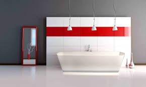Yellow Grey Bathroom Ideas by Bathroom Gorgeous Red Bathroom Decor Pictures Ideas Tips From