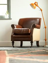 Vintage Leather And Linen Armchair At Rose & Grey, Vintage Leather ... Retro Brown Leather Armchair Near Blue Stock Photo 546590977 Vintage Armchairs Indigo Fniture Chesterfield Tufted Scdinavian Tub Chair Antique Desk Style Read On 27 Wide Club Arm Chair Vintage Brown Cigar Italian Leather Danish And Ottoman At 1stdibs Pair Of Art Deco Buffalo Club Chairs Soho Home Wingback Wingback Chairs Louis Xvstyle For Sale For Sale Pamono Black French Faux Set 2