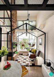 100 Loft Apartment Interior Design 10 Amazing S In Singapore Qanvast