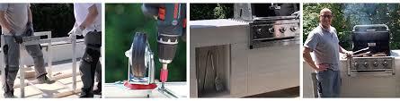 outdoor küche outdoor küche bauen mit dem terramaxx rs