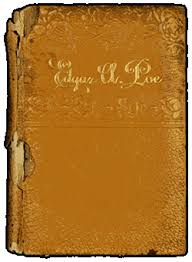 Book Of Poetry By Edgar Allan Poe From 1882