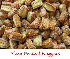 Pizza Pretzel Nug s Life s A TomatoLife s A Tomato