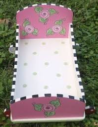 ana white build a vintage doll cradle free and easy diy
