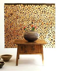 reclaimed wood wall decor ideas modern decoration in rustic style