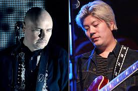 Smashing Pumpkins Chicago by James Iha Joins Smashing Pumpkins Onstage In Los Angeles