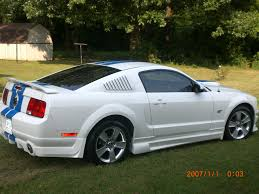 My 2007 Mustang GT with Ground effects keep or take off Ford