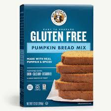Bisquick Pumpkin Bread Easy by Gluten Free Pumpkin Bread Mix King Arthur Flour