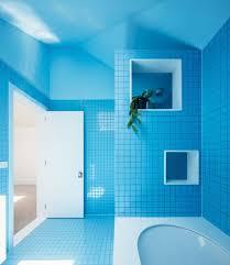 moderne badezimmer in blauer farbe fur raume voller cute766