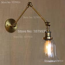 loft swing arm wall ls vintage home lighting for living room