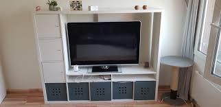 tv möbel ikea lappland gebraucht weiss kaufen auf ricardo
