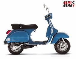 Motor Vespa PX 150