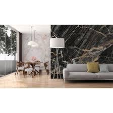 livingwalls fototapete designwalls black gold marble in marmoroptik