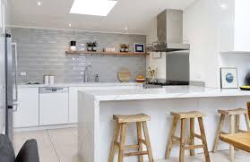 kitchen wood tile gray subway fabric look rectangular glazed blue