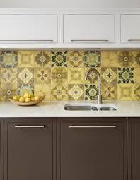 Full Size Of Kitchen Fabulous Yellow Pattern Moroccan Backsplash Tile Decor Ideas White Lamianted