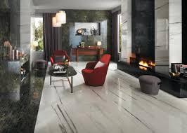 104 Luxurious Living Rooms Room In Marble Look Porcelain Tiles Marvel Dream Atlas Concorde