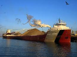the sinking of the edmund fitzgerald and aliens fleeing nergal