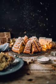 nusskuchen mit lebkuchenpudding kern und ein gewinnspiel zum ersten advent