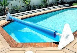 Diy Pool Cover Dance Floor Inground Reel Solar Above Ground