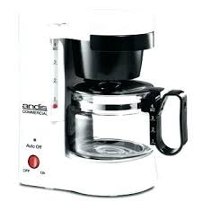 Mr Coffee 4 Cup Maker White Pot 1 Commercial