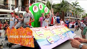 Wilton Manors Halloween by Pride Parade June 20 2015 Wilton Manors Youtube