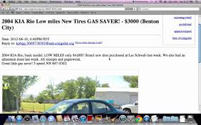 Craigslist Kennewick WA Used Cars And Trucks - For Sale By Owner ...
